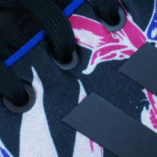 NPS Negro Flux para Zapatillas Adidas Mujer ZX YSvnxwE