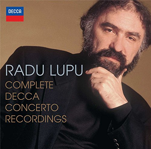Radu Lupu - Complete Decca Concerto Recordings (Boxed Set, Reissue, 6PC)