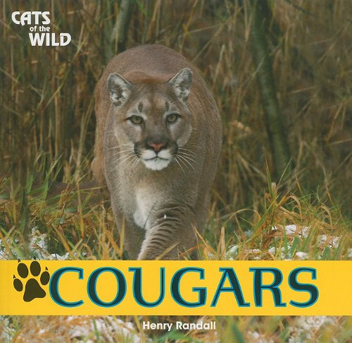 Download Cougars (Cats of the Wild) ebook