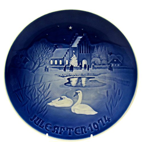 Used, Jule-After B&G Grantraeet Collector Plate, Denmark, for sale  Delivered anywhere in USA