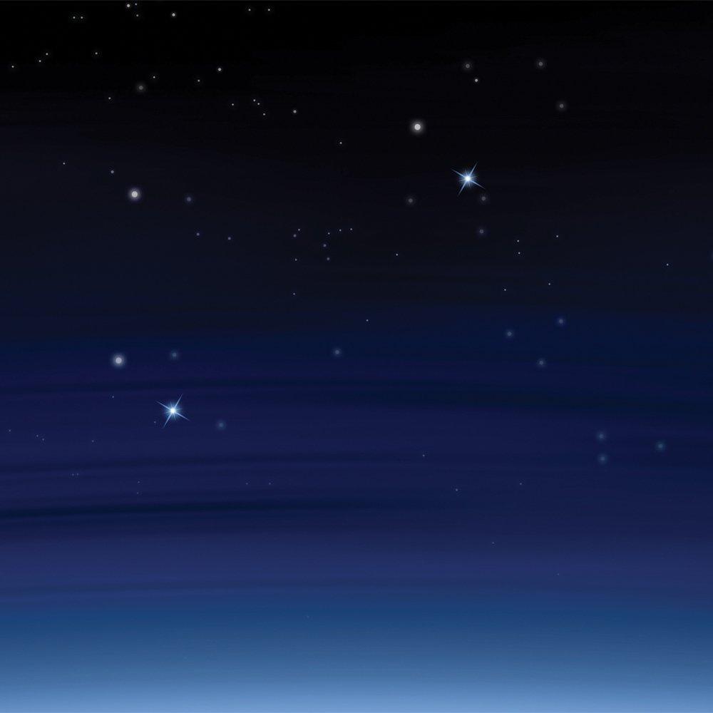 JP London 2 Thick Heavyweight Gallery Wrap Wall Canvas Art Earth First Light Space NASA 26 Inch SQCNV2123
