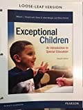 img - for Exceptional Children: An Introduction to Special Education, Loose-Leaf Version, 11th Edition book / textbook / text book