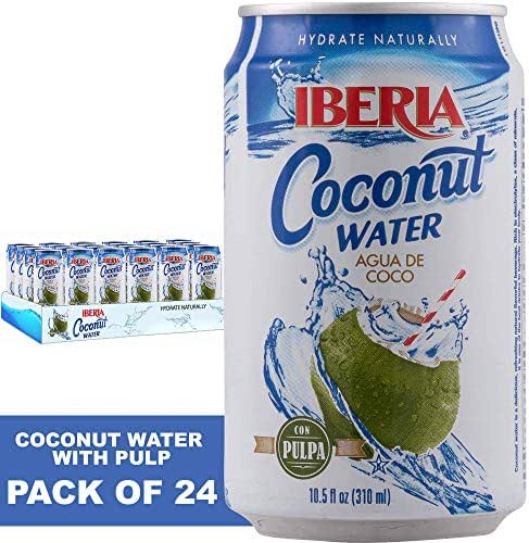 Coconut Water: Iberia Coconut Water
