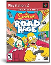 The Simpsons Road Rage - PlayStation 2