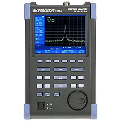 Handheld Lightweight Spectrum Analyzer