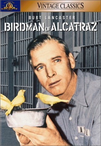 Birdman of Alcatraz by MGM (Video & DVD) (Alcatraz Birdman Dvd Of)