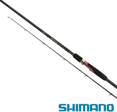 SHIMANO Aernos 2.70 m 15-40 g Cañas de Spinning Pesca Rio Señuelos ...