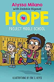 Book Cover: Project Middle School