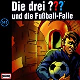 """141/und die Fu�ball-Fallevon """"Die drei ???"""""""