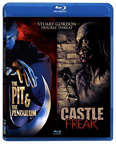 Stuart Gordon Double Threat: Castle Freak & The Pit & The Pendulum
