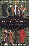The Schocken Book of Jewish Mystical Testimonies, Louis Jacobs, 0805210911