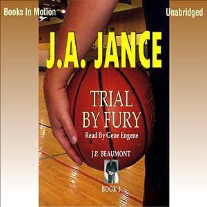 Trial by Fury Hörbuch