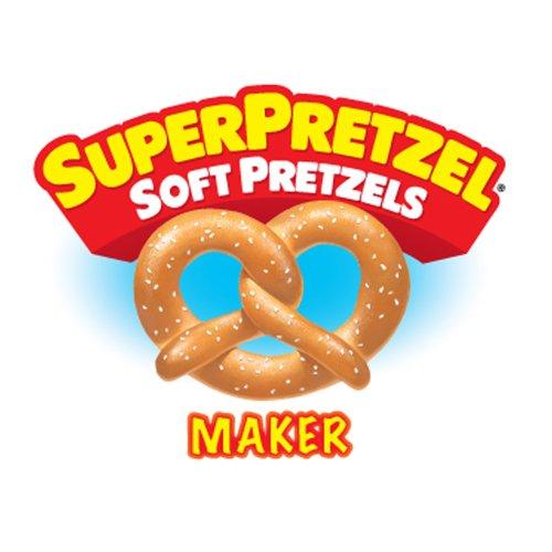 Smart Planet SPM-2 SuperPretzel Soft Pretzel Maker