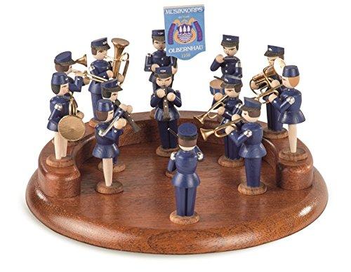 安い割引 電気演劇のためのモチーフのプラットホームは 音楽隊、 Olbernhauer 音楽隊 13cm、 13cm の の 15cm の演劇の時計のオルゴールに投薬します B01HNK0TH8, Toda-Kanamono:b62ad659 --- arcego.dominiotemporario.com