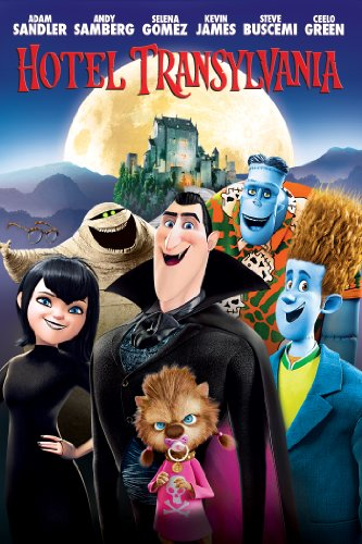 Good Horror Films For Halloween (Hotel Transylvania)