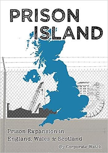 Prison Island: Prison Expansion in England, Wales & Scotland: Amazon