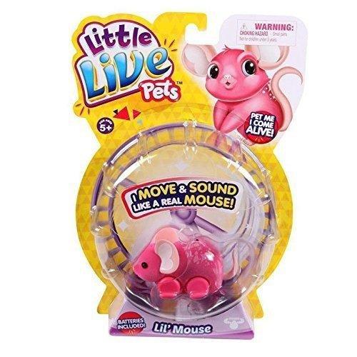 Little Live Pets L'il Mouse - Little Twinkle