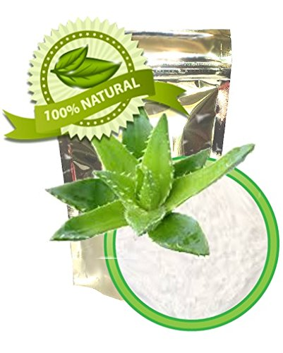 100% PURE Aloe Vera Gel Juice Freeze-Dried Powder -113g/ ...