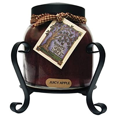 A Cheerful Giver Candle Jar Holder