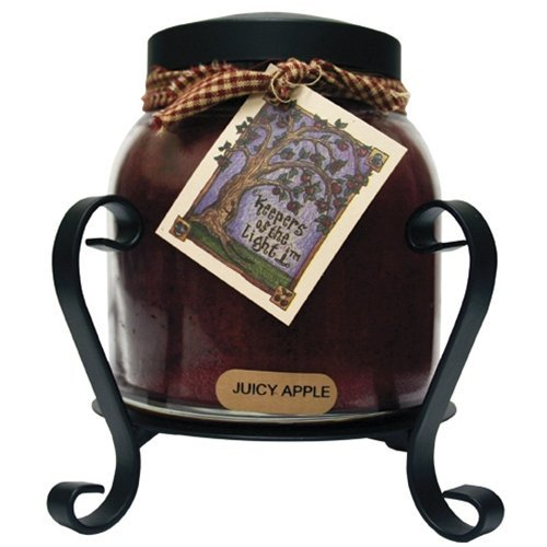 Cheerful Giver Candle Holder Black