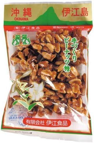 (有)伊江食品 ピーナッツ糖 180g