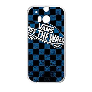 Sport brand Vans creative design fashion cell Cool for HTC One M8