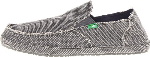 Sanuk Sanuk Rounder Hobo Sneakers Men Carbone