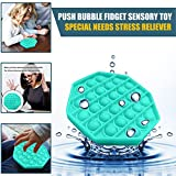 Push pop pop Bubble Sensory Fidget Toy,Autism