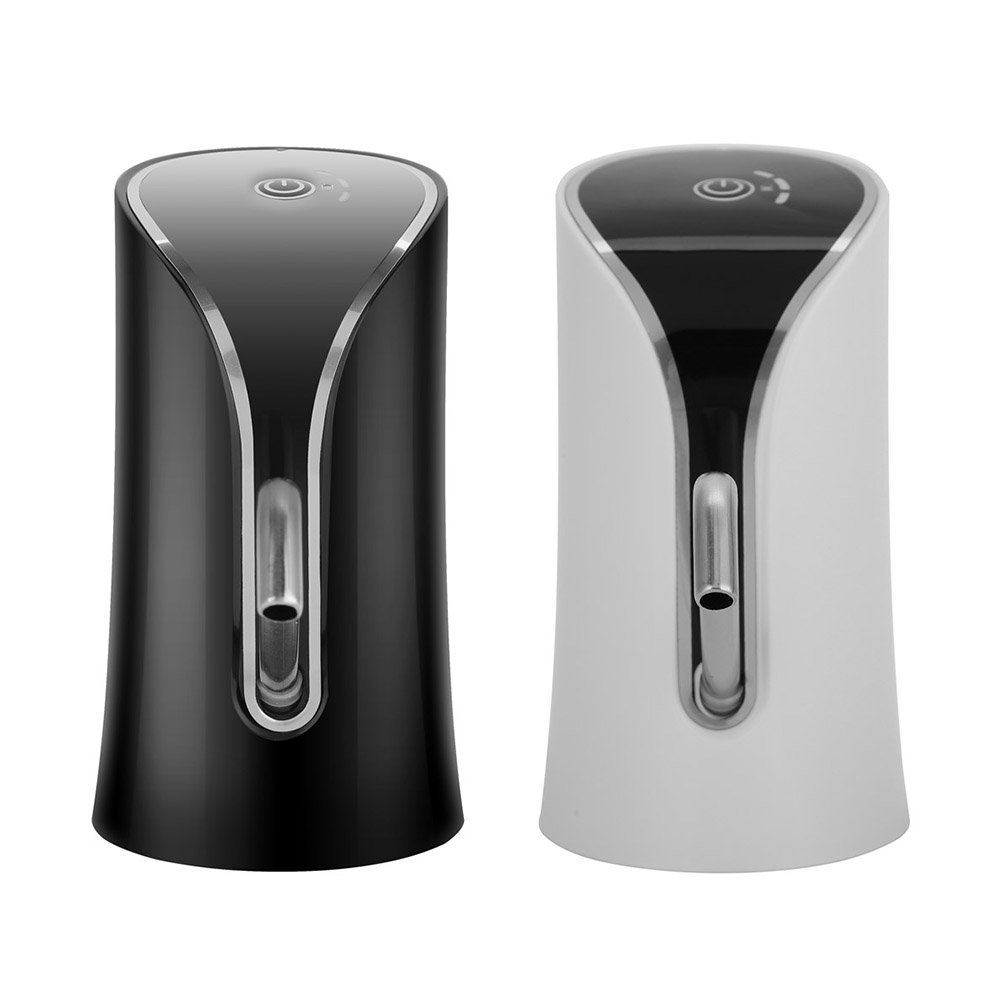Yosooo Drinking Water Pump Electric Drinking Water Pump Dispenser for Home Kitchen Office (Black) by Yosooo (Image #9)