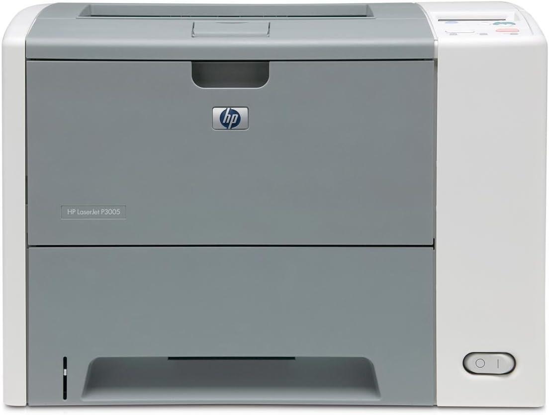 HP LaserJet Impresora HP LaserJet P3005d - Impresora láser (1200 x 1200 DPI, Opcional, 100000 páginas por mes, 33, 35 ppm, 9.5 s, 64 MB): Amazon.es: Informática