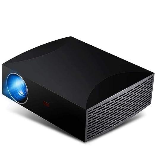 Proyector casero de 1080p HD, Proyector LED de Oficina de ...