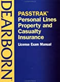 img - for PASSTRAK Property and Casualty Personal Lines Insurance License Exam Manual book / textbook / text book