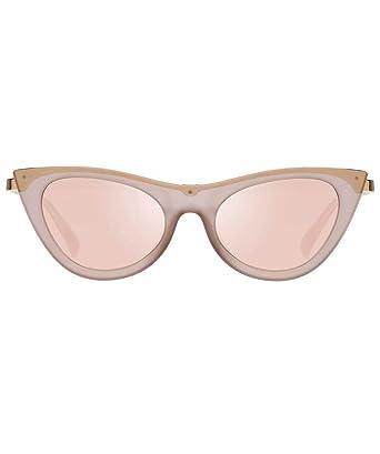 81e239560a22 Le Specs Women s Enchantress Sunglasses Stone One Size  Amazon.co.uk ...