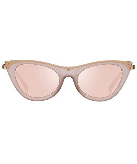 Le Specs Mujeres gafas de sol de hechicera Piedra única ...