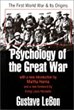 img - for Psychology of the Great War: The First World War and Its Origins book / textbook / text book