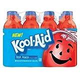 kool aid juice pack - Kool-Aid Tropical Punch, 16fl.oz -12 Count