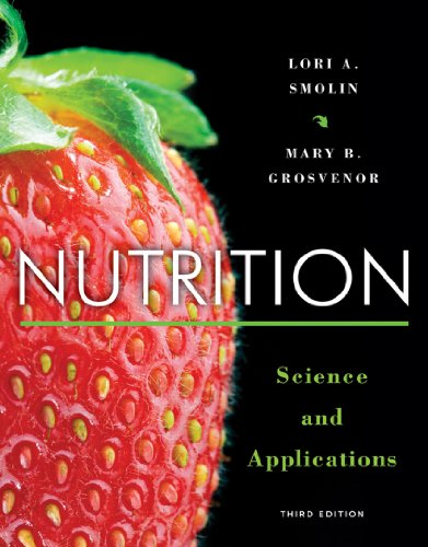 Nutrition: Science and Applications, 3rd Edition Pdf