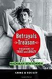 Betrayals and Treason, Nachman Ben-Yehuda, 0813397766
