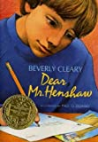 Front cover for the book Dear Mr. Henshaw by Beverly Cleary
