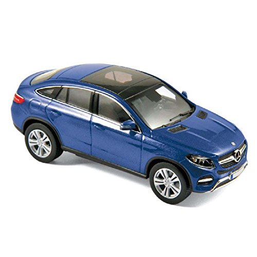 Mercedes Benz GLE Coupe (2015) Diecast Model - Gle Model