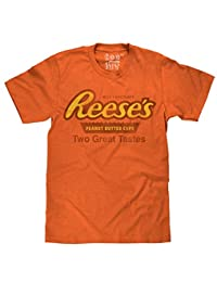 "Reese's Cup ""Two Great Tastes"" Men's Licensed T-shirt"