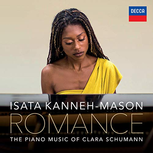 Romance - The Piano Music of Clara -