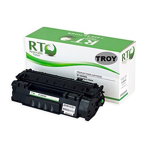 Renewable Toner HP Q5949A 49A TROY 02-81036-001 MICR Tone...