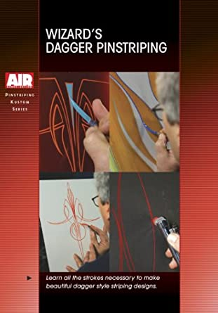 Amazon dagger pinstriping wizard cliff stieglitz terry hill dagger pinstriping publicscrutiny Image collections