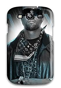 Galaxy S3 Case Bumper Tpu Skin Cover For Kanye West 2012 Accessories