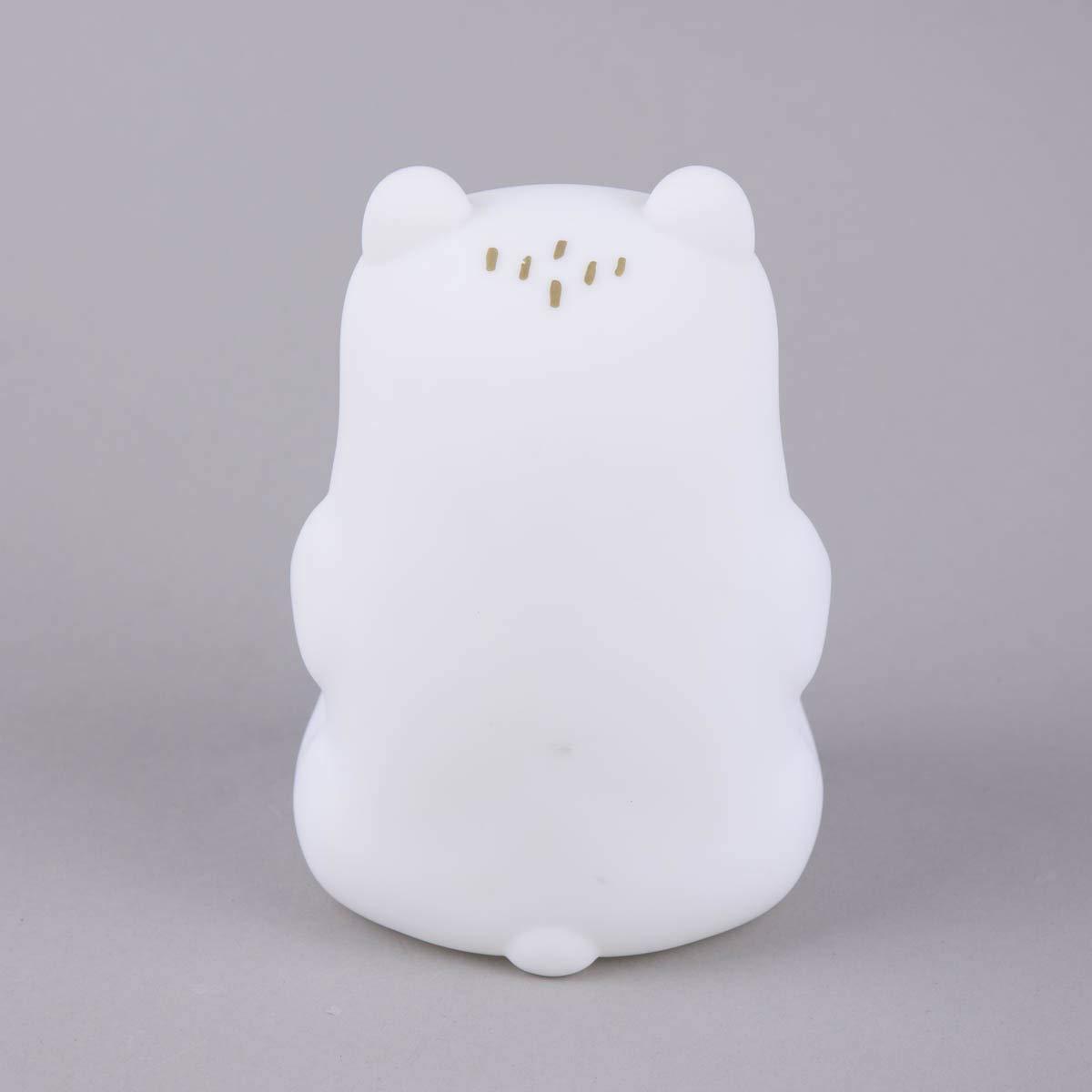 Lampara nocturna original oso para la habitacion de beb/é