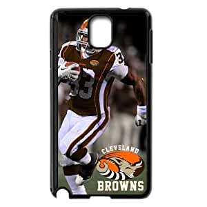 Cleveland Browns Samsung Galaxy Note 3 Cell Phone Case Black DIY gift zhm004_8693655