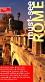 Must-See Rome, , 1841570400