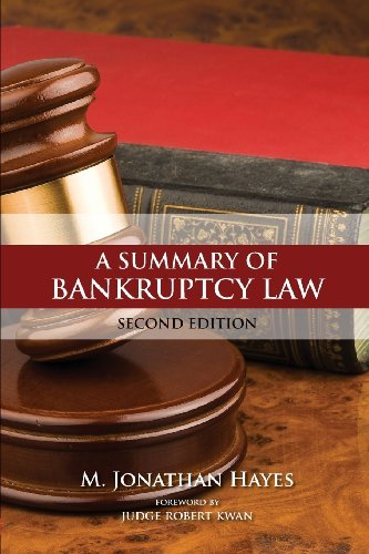 Download By M. Jonathan Hayes Summary of Bankruptcy Law Second Edition (2nd Second Edition) [Paperback] ebook