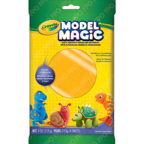 Crayola Model Magic Orange 4 Ounce